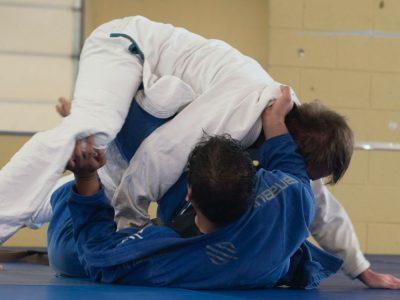 Judoka Erwachsene