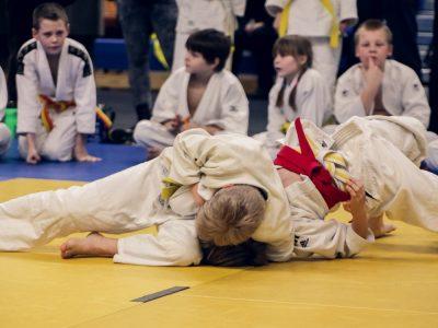 Judoka Kinder
